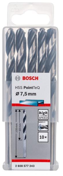 Купить Сверло по металлу Bosch 2.608.577.243