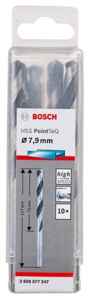 Сверло по металлу Bosch 2.608.577.247