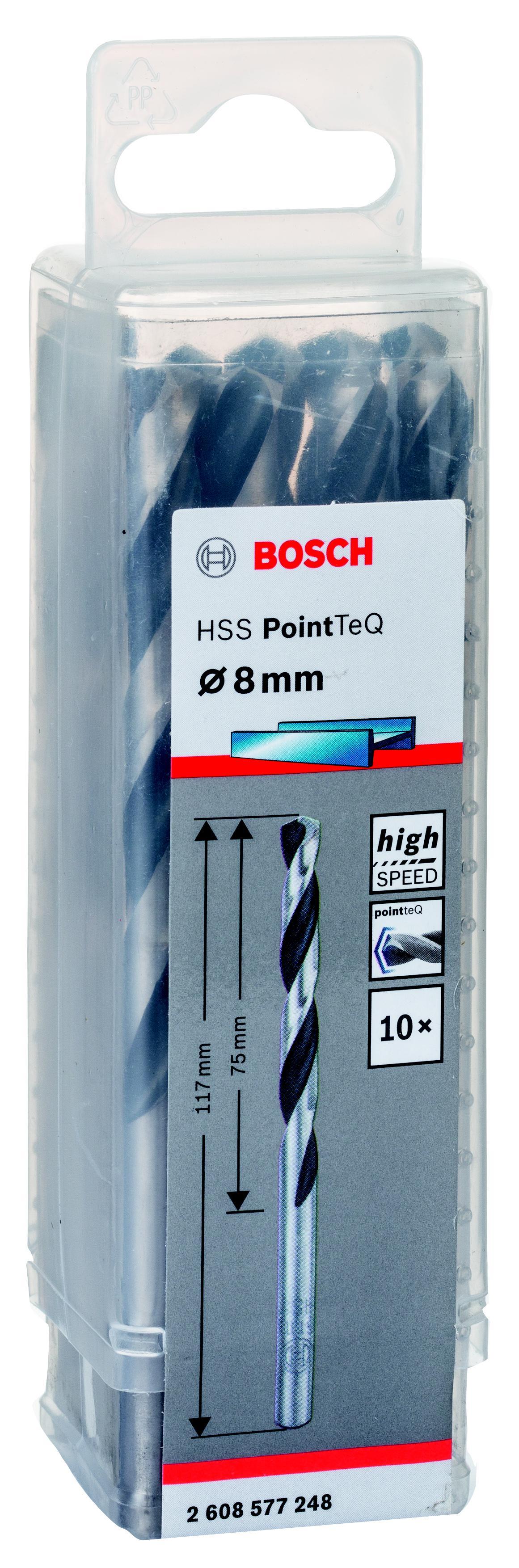 Купить Сверло по металлу Bosch 2.608.577.248