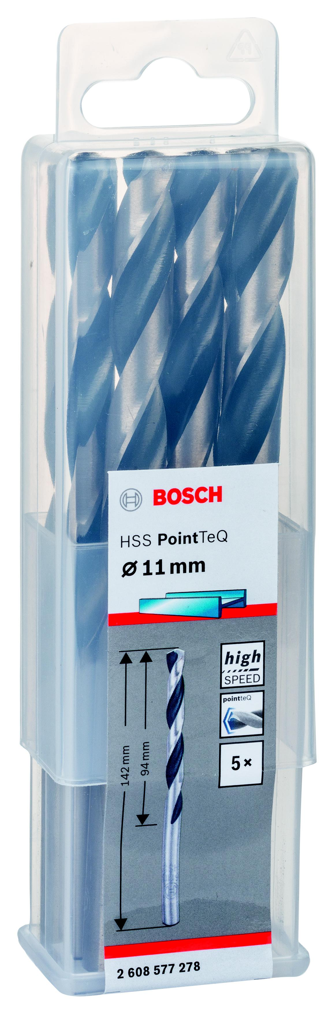 Купить Сверло по металлу Bosch 2.608.577.278