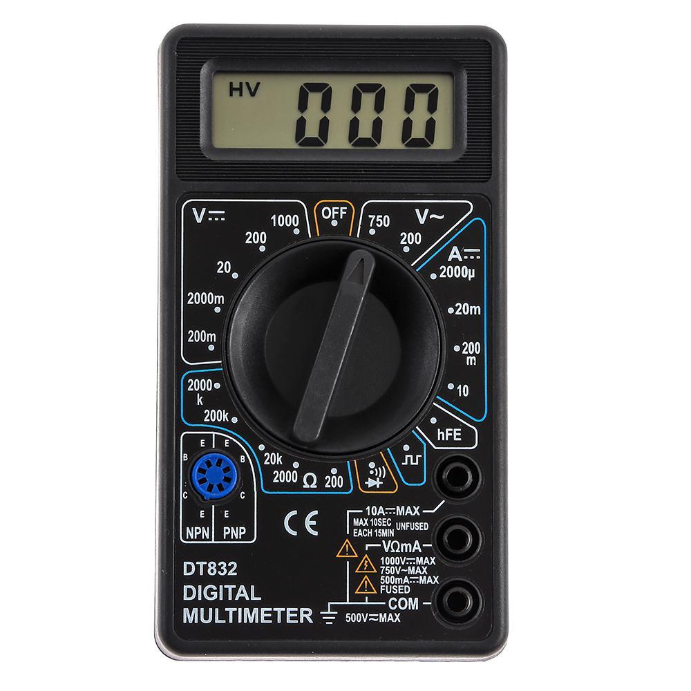 Мультиметр РЕСАНТА Dt 832 мультиметр ресанта dt 890 b