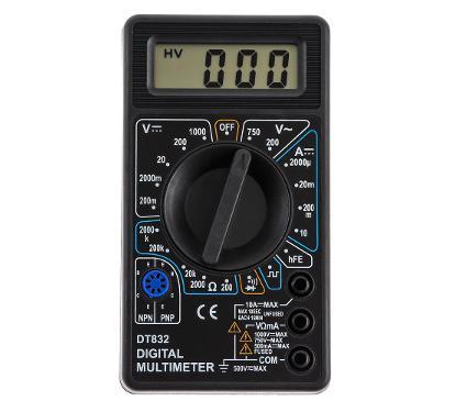 Мультиметр TEK Ресанта DT 832