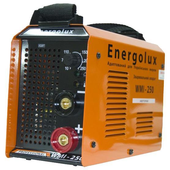 Сварочный аппарат Energolux Wmi-250 сварочный трансформатор спец мма 180 ас s
