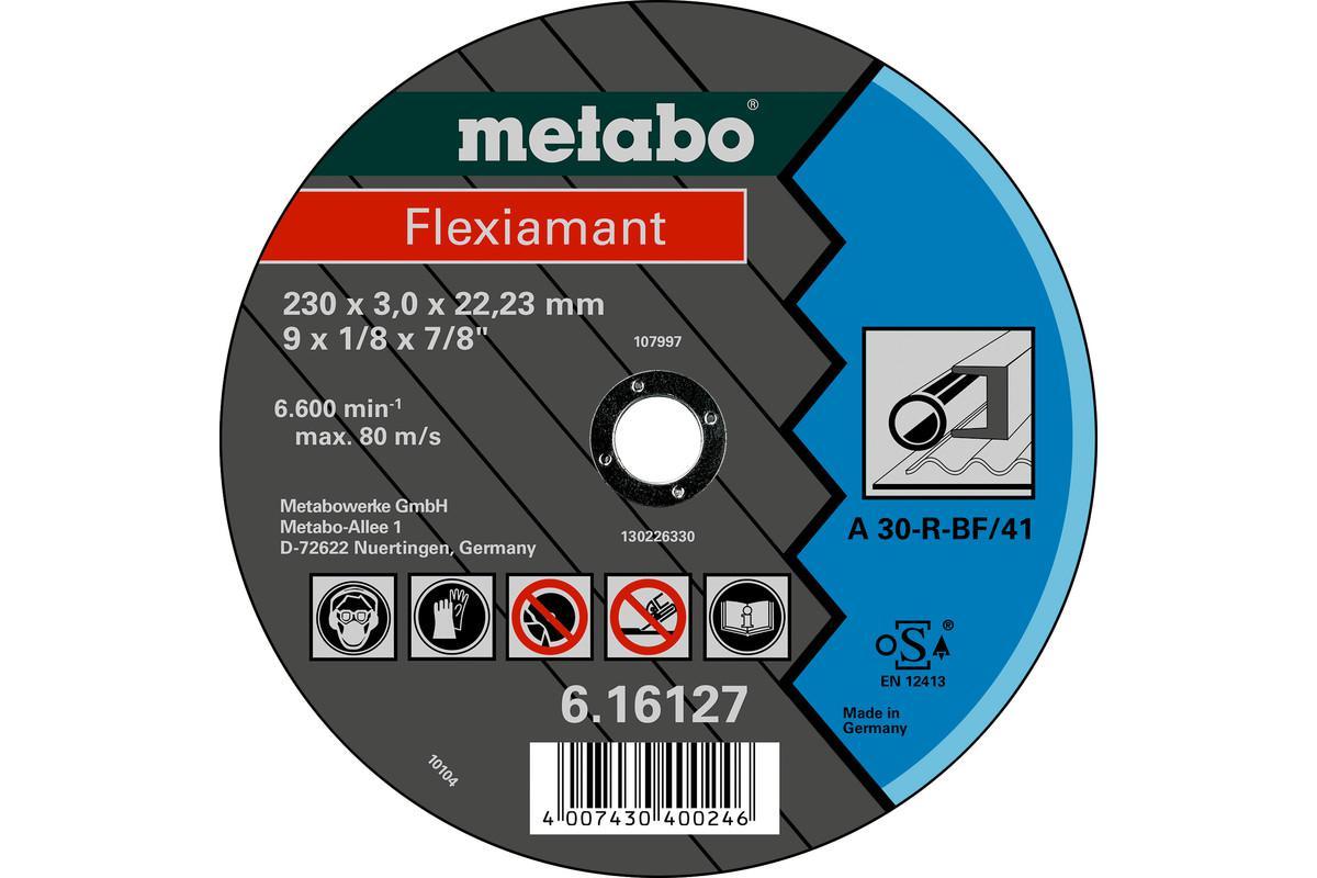 Круг отрезной Metabo 616302000