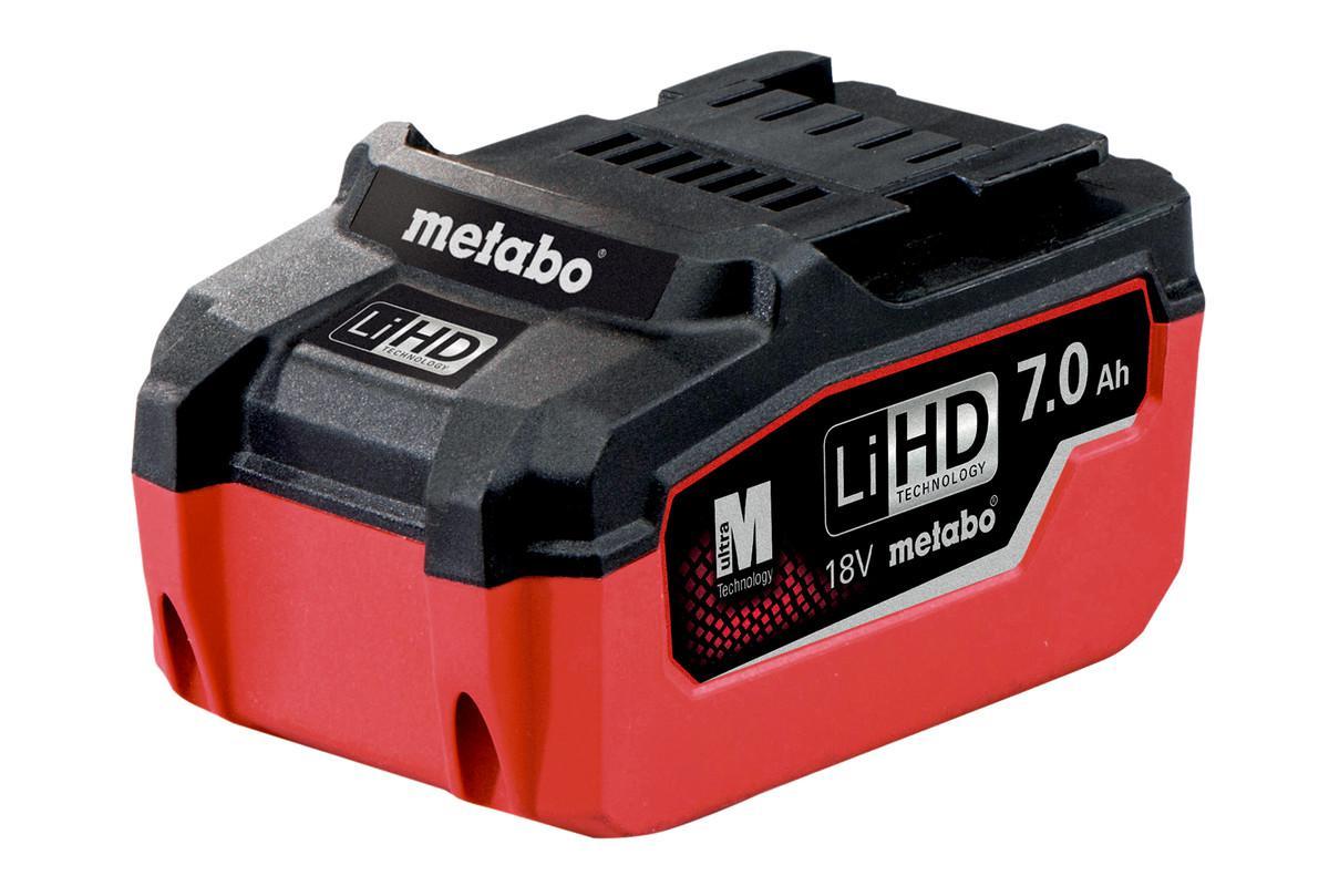 Аккумулятор Metabo 625345000 cпецальн набори нструментв для полмерно глини