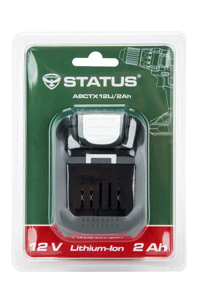 Аккумулятор Status Abctx12 cпецальн набори нструментв для полмерно глини
