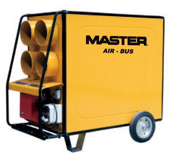 Тепловая дизельная пушка Master Bv470fs электрический нагреватель воздуха master b 9 eca