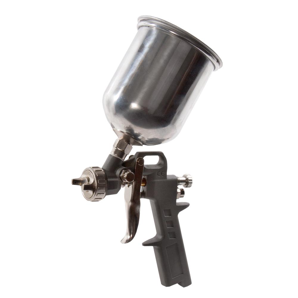 Краскопульт пневматический Quattro elementi 770-810 пневматический пистолет для мовиля quattro elementi 770 902