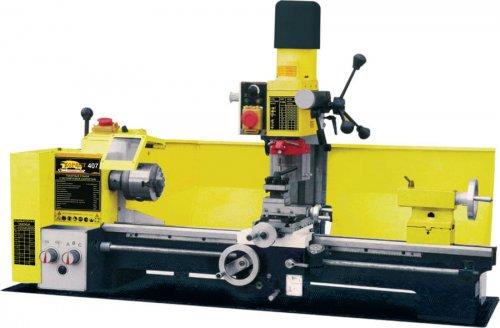 Станок токарно-фрезерный по металлу ЭНКОР Корвет-407 токарно-фрезерный станок токарно винторезный 1а616