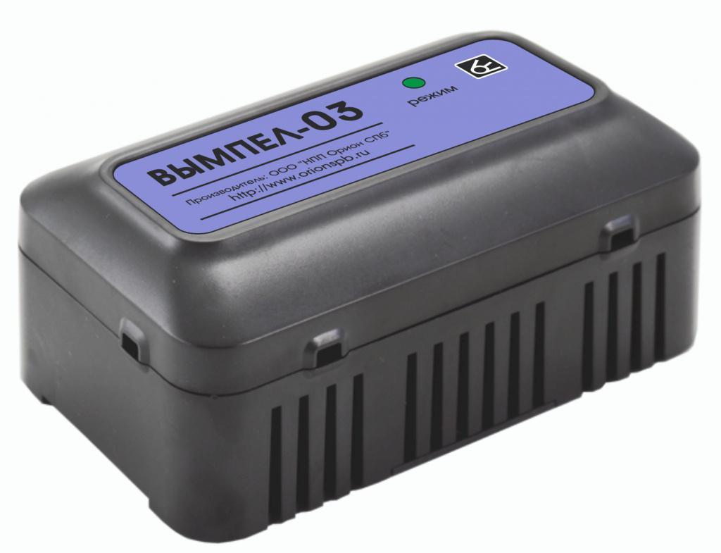 Зарядное устройство ВЫМПЕЛ 03 зарядное устройство орион вымпел 40