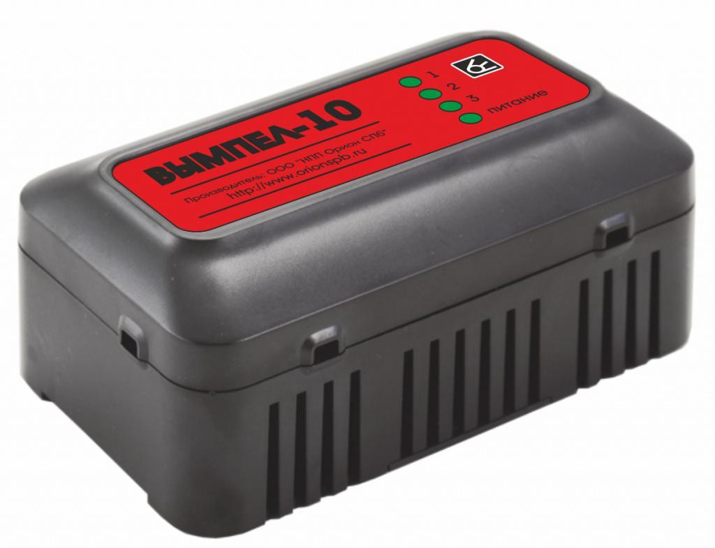 Зарядное устройство ВЫМПЕЛ 10 зарядное устройство орион вымпел 40
