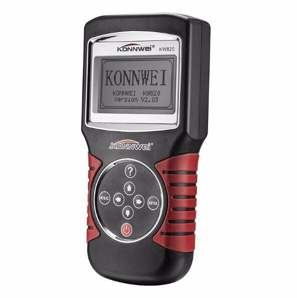 Автосканер Konnewei Kw 820