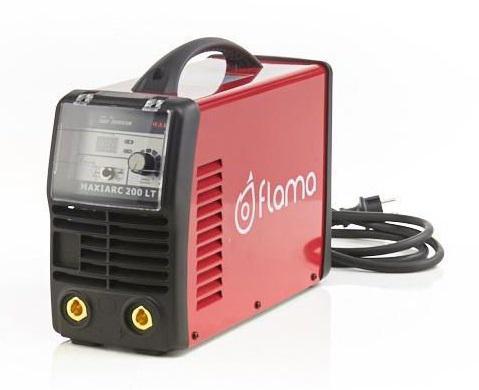 Сварочный аппарат Flama Maxiarc 200lt (509774) аппарат инверторный сварочный интерскол исп 200 7 0