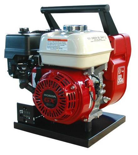 Бензиновый генератор Mosa Chopper 4se