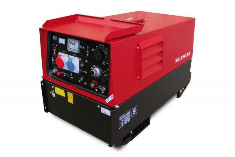 Дизельный генератор Mosa Ts 300 ksx/el