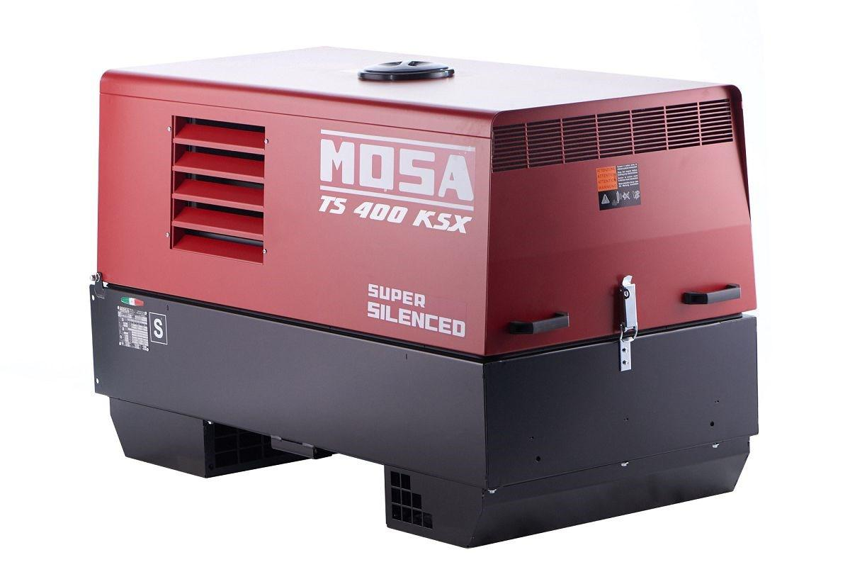 Дизельный генератор Mosa Ts 400 ksx el
