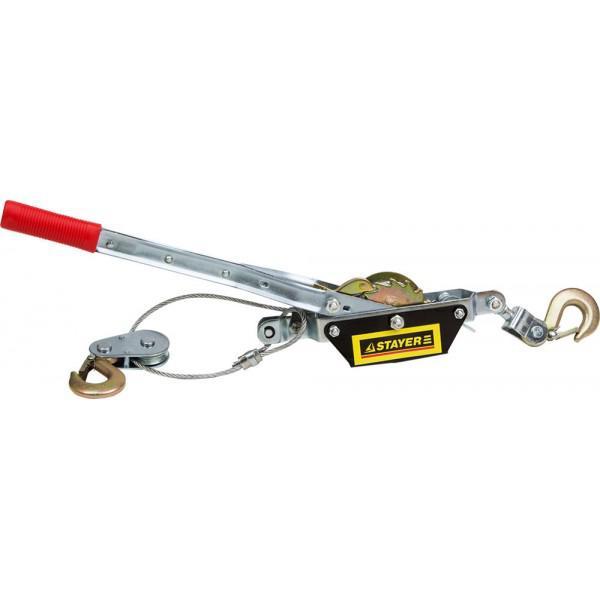 Лебедка механическая Stayer maxpull 4310-1.5