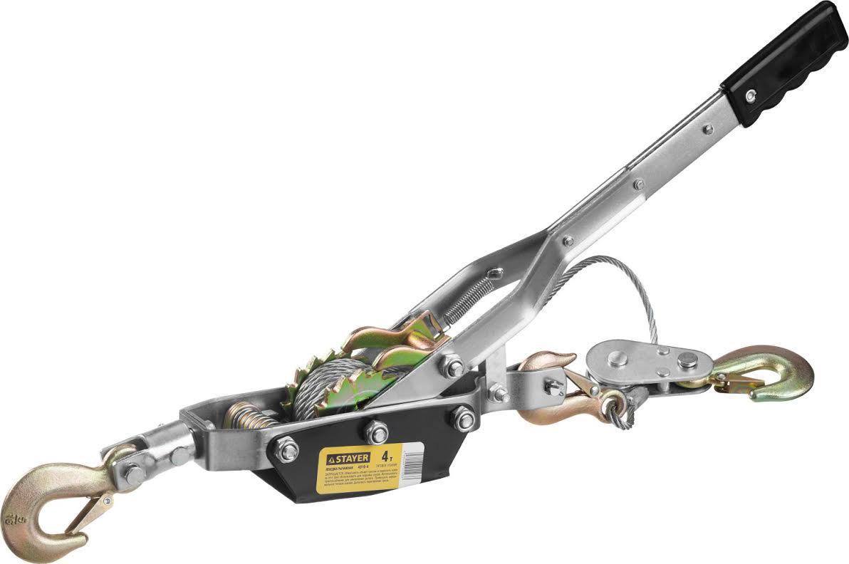 Лебедка механическая Stayer maxpull 4310-1