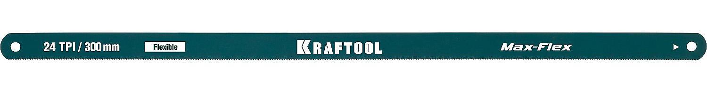 Полотно для ручной ножовки Kraftool Max flex 15941-24-s2 клещи переставные kraftool kraft max 22011 10 25