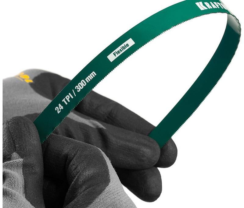 Полотно для ручной ножовки Kraftool Max flex 15941-24-s2
