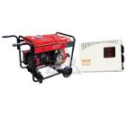 Набор FUBAG Дизельный генератор DS 7000 DA ES +Стабилизатор напряжения УСН 2000 НС