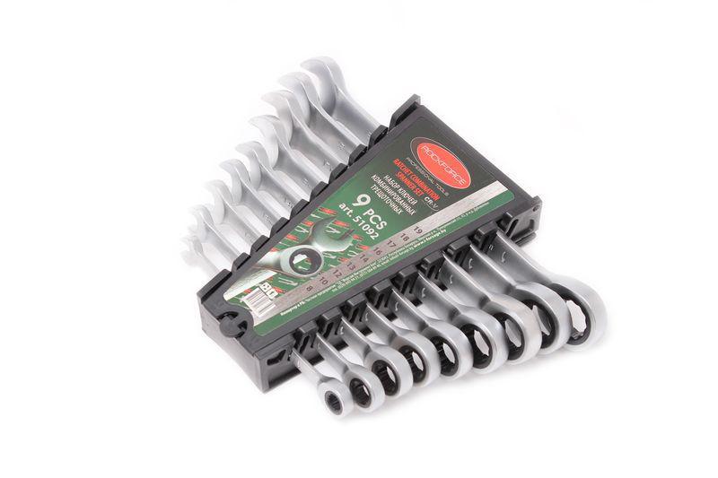 Набор ключей Rock force Rf-51092 force 5121 набор комбинированных ключей 8 23 мм