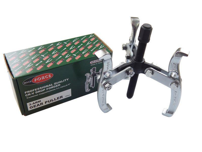 Съемник Rock force Rf-6590203 набор принадлежностей для гидравлического съемника подшипников force f 659c312