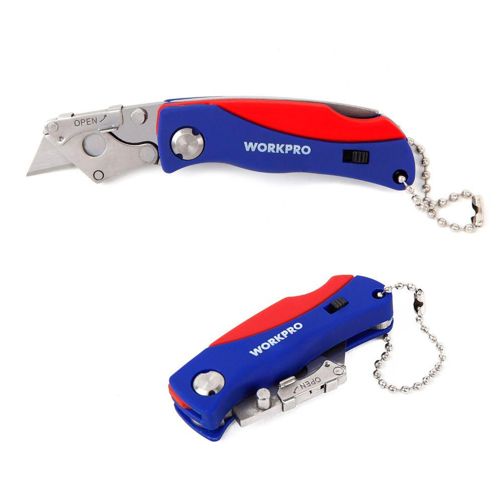 Нож Workpro W011008
