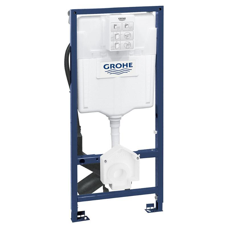 Инсталляция Grohe Rapid sl 39112001 sensia arena инсталляция grohe rapid sl для унитаза 38526000
