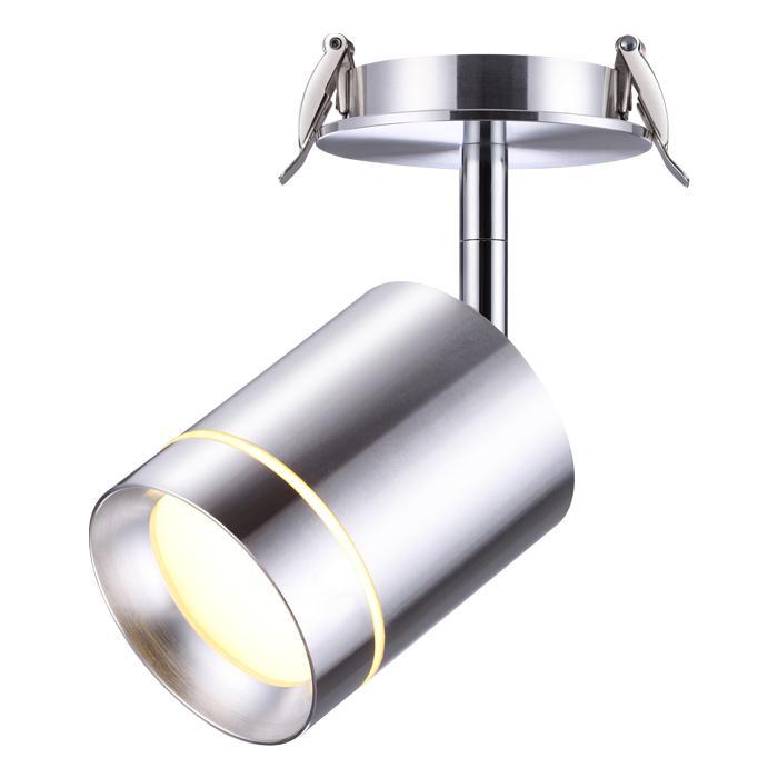 цены на Светильник встраиваемый Novotech 357689 в интернет-магазинах