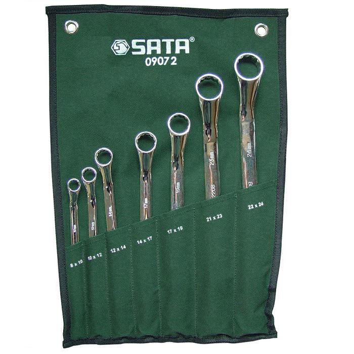 Набор ключей Sata 9072 набор ключей sata 09909