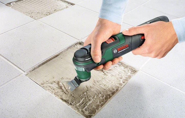 Инструмент многофункциональный Bosch Advancedmulti 18 (0.603.104.020)