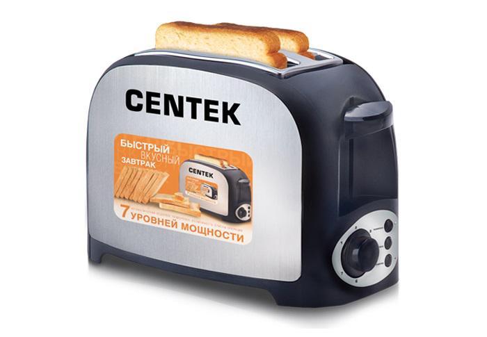 Тостер Centek СТ-1421 нера centek ст 2524