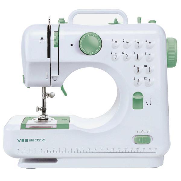 Швейная машинка Ves Ves505-w швейная машинка astralux 7350 pro series вышивальный блок ems700