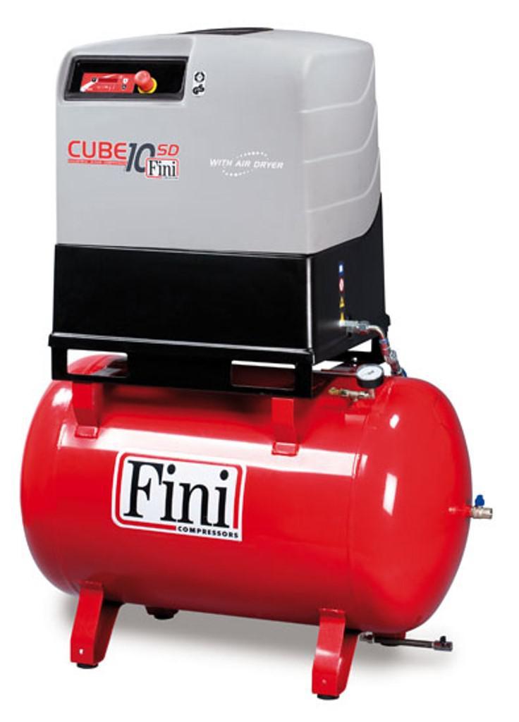 Компрессор Fini Cube sd 1010-270f es купить винтовой ротационный компрессор красноярск
