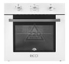 Встраиваемая газовая духовка RICCI RGO-610WH