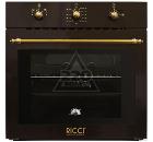 Встраиваемая электрическая духовка RICCI RGO-620BR