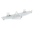 Полка WASSERKRAFT K-5024WHITE Leine