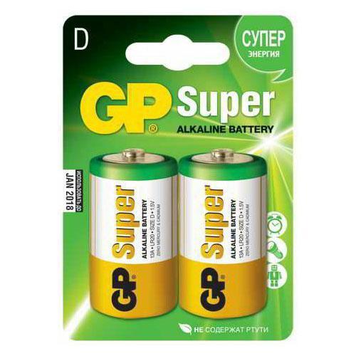 Батарейка Gp 13a-2cr2 батарейка proconnect r20 30 0050 2 штуки