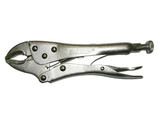 Зажим сварочный SKRAB 180 мм (22558)