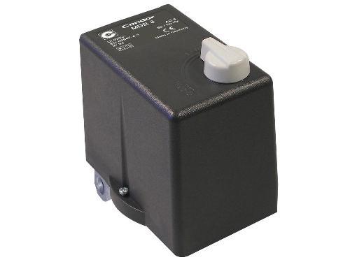 Реле давления для компрессора CONDOR WERKE MDR 3/11 (1/2, 10 A)
