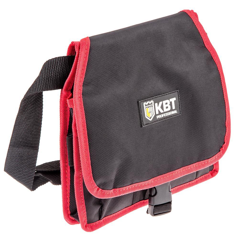 Сумка КВТ С-10 (73564) сумка пояс монтажника квт с 11 цвет черный