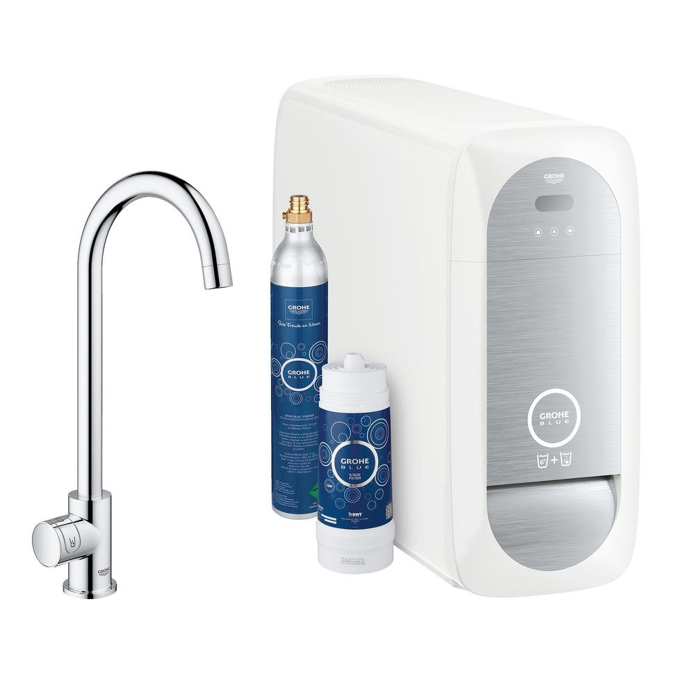 Вентиль Grohe Blue home 31498000 hotfrost v840s кулер для воды