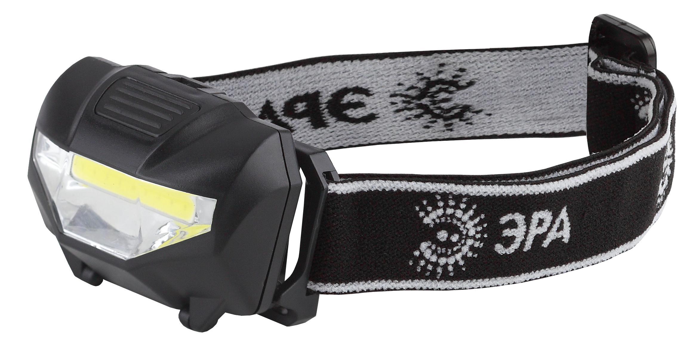 Фонарь ЭРА Gb-501 фонарь налобный яркий луч lh 030 черный