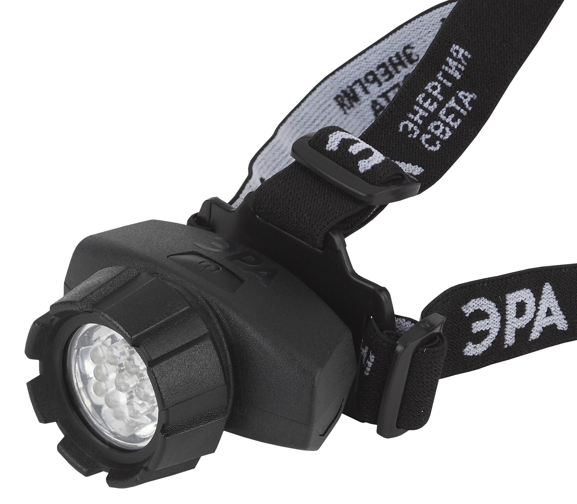 Фонарь ЭРА Gb-602 фонарь налобный эра er g1w