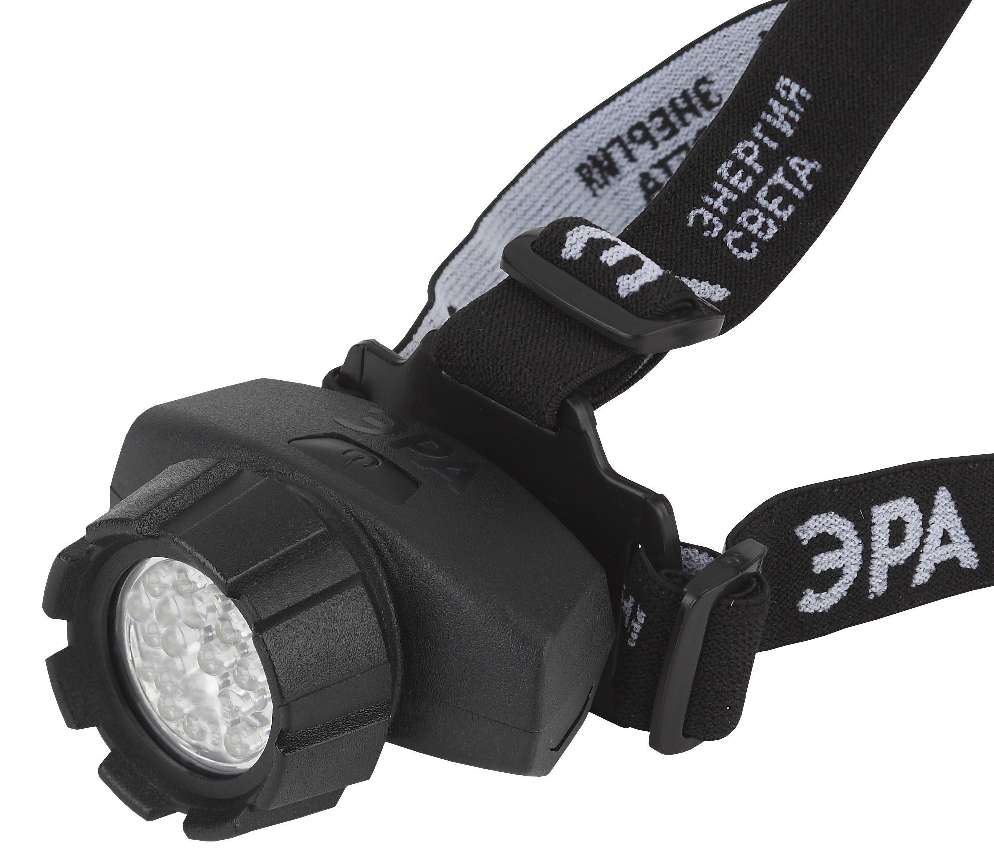 Фонарь ЭРА Gb-605 фонарь налобный эра er g1w
