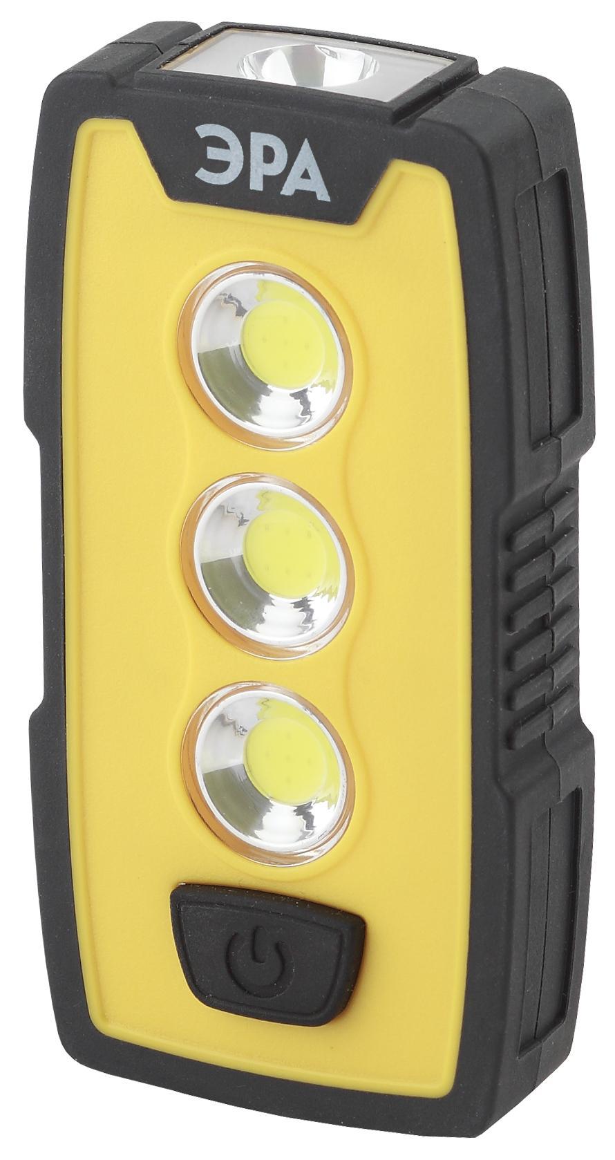 Фонарь ЭРА Rb-802 фонарь брелок эра 1xled с лазерной указкой