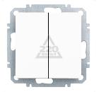 Выключатель ZAKRU ZA601236 Белый CLASICO