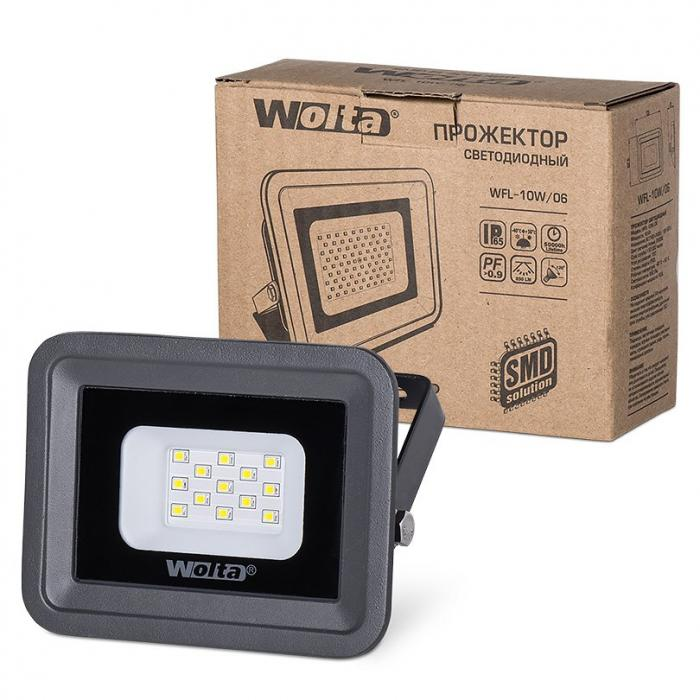 Прожектор Wolta Wfl-10w/06