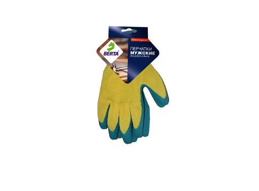 Перчатки садовые БЕРТА 545